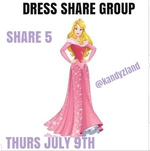 STARTS AT 6AM.  GROUP IS CLOSED 👗